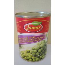 Kons.Zirnīši zaļie 0.4kg Jamar