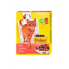 Kaķu b.Friskies saus.vista,aknas 0.3kg