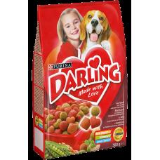 Suņu b.Darling gaļa,dārzeņi 0.5kg