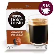 Kafijas kapsulas Nescafe CAFE GRANDE 16gab 160g