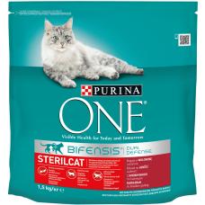 Kaķu b. One Steril liellops 1.5kg