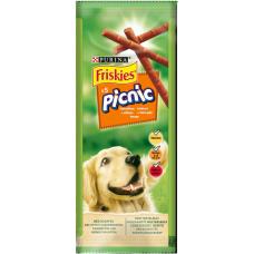 Kārums suņiem Friskies Picnick ar vistu 42g