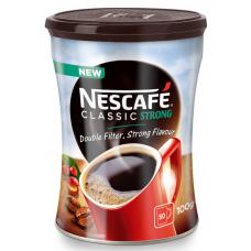 Kafija Nescafe strong bundža 100g