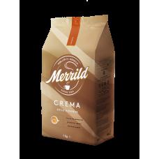 Kafija Merrild Crema pupiņas 1kg