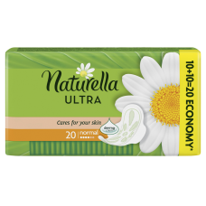 HIG.PAKETES NATURELLA ULTRA NORMAL DUO 20 GAB.