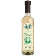 Etiķis Balto vīnogu 6% 500ml