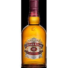 VISKIJS CHIVAS REGAL KĀRBĀ 40% 0.7L