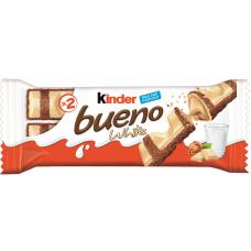 Šok.bat.Kinder Bueno white 0.039kg