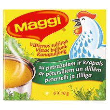 Buljons Maggi ar dillēm pēters.0.06kg