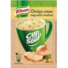 Zupa Knorr vistas krēmzupa ar grauzd.0.016kg