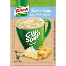 Zupa Knorr siera krēmzupa ar grauzd. 0.022kg
