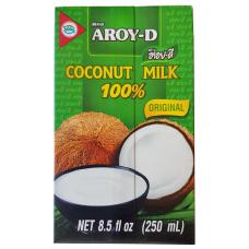 Piens Kokosriekstu Aroy 250ml